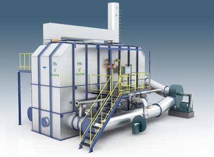 RCO有機廢氣催化燃燒凈化裝置