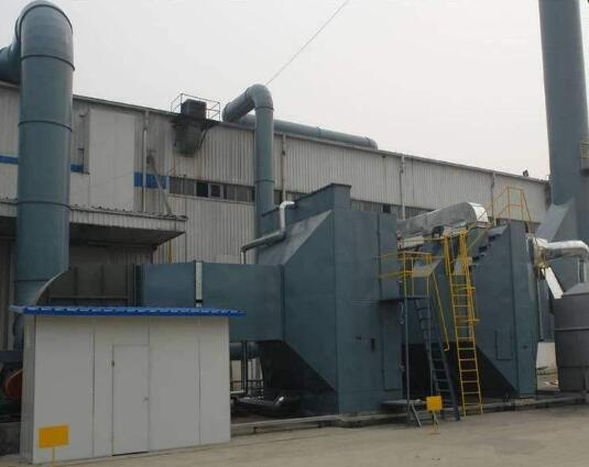 印刷包裝行業廢氣處理設備
